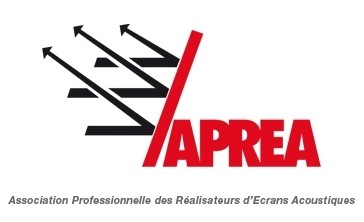 "Member of the french association of noise control ""APREA"""