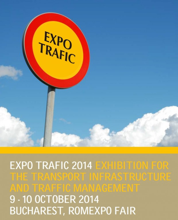 EXPO TRAFIC 2014 | Exhibition for the transport infrastructure and traffic management