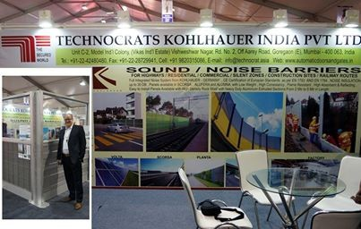 KOHLHAUER auf der TrafficInfra Tech Messe in New Delhi | India